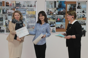 Certificates for our diplomat students