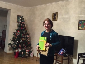 New Year Eve and Presentation of the Book